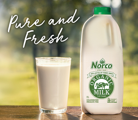 Norco - An Australian Owned Dairy Co-Operative