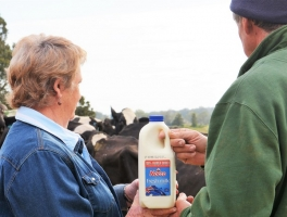 Media Release - Coles Dairy Drought Relief Fund Helps Norco Members